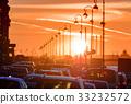 car, traffic, jam 33232572