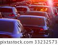 jam, car, traffic 33232573