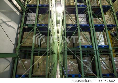 自動化工廠 自動堆高機 33232862