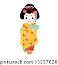 Maiko illustration 33237826