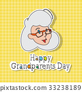 grandmother, people, vector 33238189