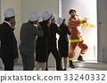 消防员 疏散演习 解救 33240332
