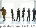 協會成員 消防員 疏散演習 33240371