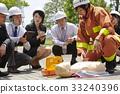 协会成员 消防员 解救 33240396