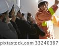 協會成員 消防員 疏散演習 33240397