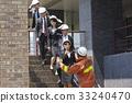 協會成員 消防員 疏散演習 33240470