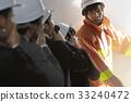 協會成員 消防員 疏散演習 33240472