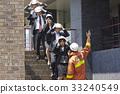 協會成員 消防員 疏散演習 33240549