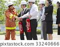 协会成员 灾难预防训练 消防员 33240666