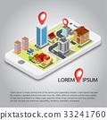 地圖 數位 移動 33241760
