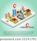 地圖 數位 移動 33241761
