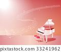 矢量 音乐 大钢琴 33241962