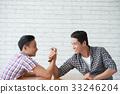 Family wrestling 33246204