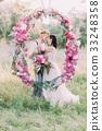 花园 婚礼 花朵 33248358