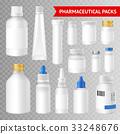 化妝品 瓶子 容器 33248676