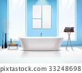 浴室 室内装饰 洗澡 33248698
