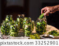 Preparation of salty cucumbers for canning,Ukraine 33252901