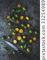 Fresh Kumquat Fruits 33254989