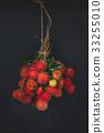 Fresh Rambutan Fruits 33255010