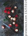 Fresh Rambutan Fruits 33255014