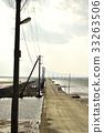 해안, 바닷가, 풍경 33263506