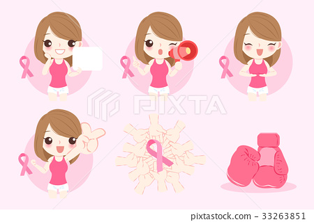 woman with breast cancer 33263851