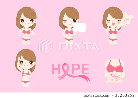 woman with breast cancer 33263858