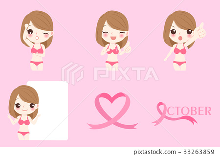 woman with breast cancer 33263859