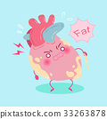 heart with health concept 33263878