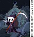 Halloween Grim Reaper 33265490