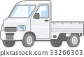 lightweight truck, truck, vector 33266363