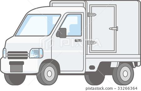 轻型汽车 矢量 汽车 33266364