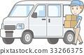 distributor, delivering, delivery 33266375