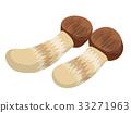 秋之美食 松茸蘑菇 蘑菇 33271963
