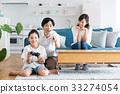 父母和小孩 親子 孩子 33274054