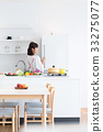厨房 女生 女孩 33275077