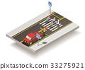 Zebra Crossing Road Composition 33275921