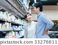 超級市場 超市 購物 33276611