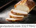 Fresh baked wheat bread 33277642
