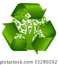 綠色 綠 樹木 33280202