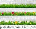 Summer Flower Border 33280249