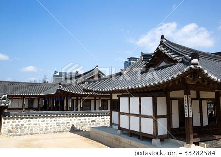 남산골,한옥마을,중구,서울,한국 33282584