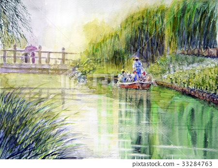 Mizugo Yanagawa的素描 33284763