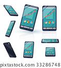 3D smart phone 33286748
