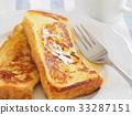프렌치 토스트, 식빵, 빵 33287151