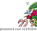 南國 花 花朵 33292844