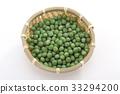 그린피스, 완두콩, 콩 33294200