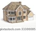 house 3d estate 33300085