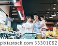 超級市場 超市 量販 33301092