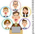 商業 商務 社群媒體 33304680